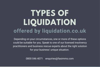 Solvent liquidation vs insolvent liquidation